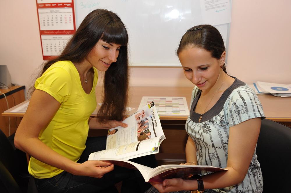 Школа английского языка в Москве