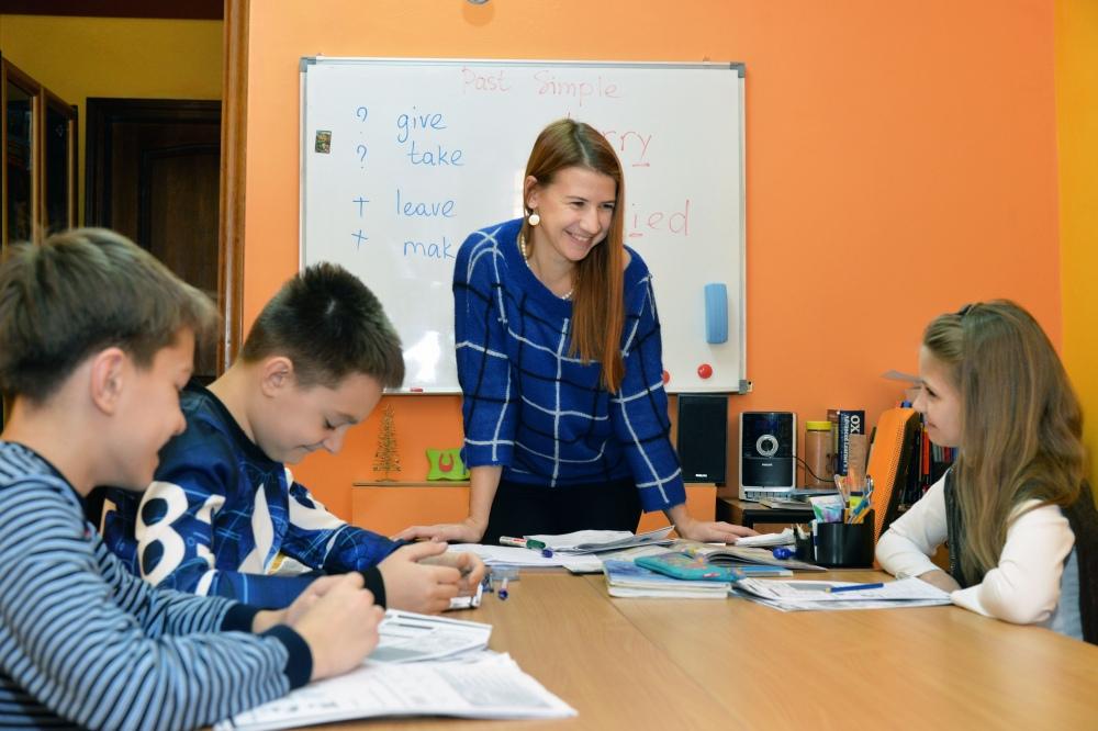 Школа английского для детей