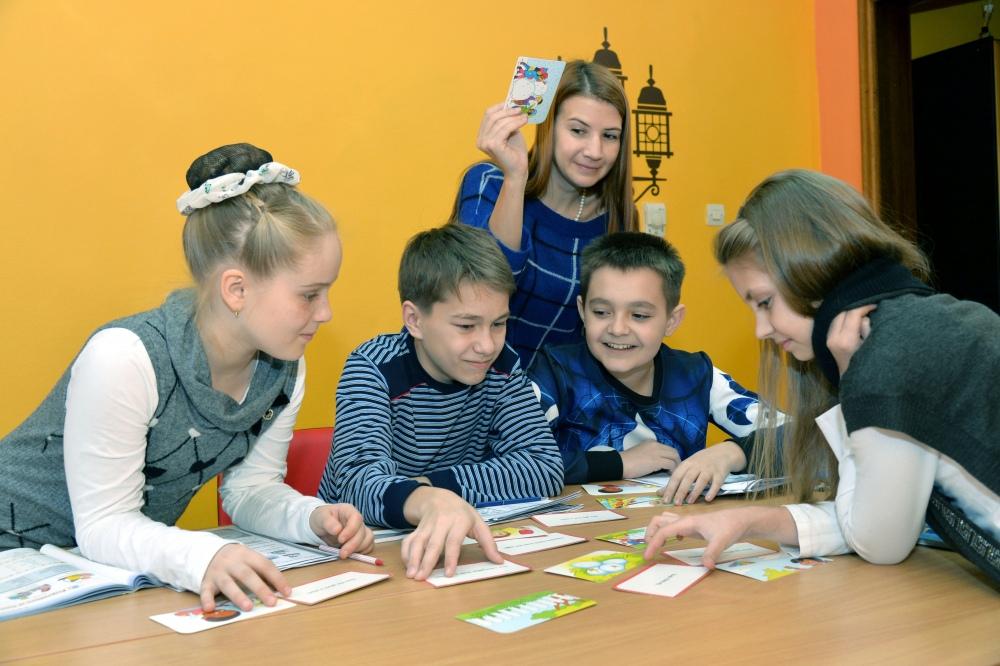 Школа английского для детей в Москве